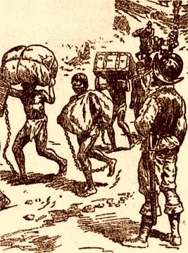 Portada del libro de las Leyes Nuevas de 1542 que abolían las