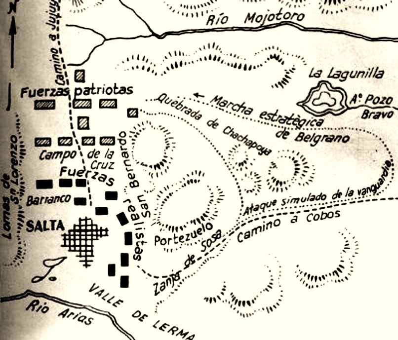 Manuel Belgrano y la Batalla de Salta - El Historiador