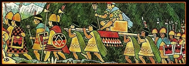 los incas y sus costumbres: