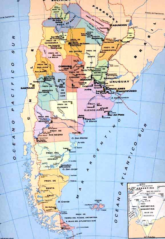 Planos Y Mapas De Salta